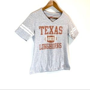 Texas Longhorns • V-Neck Tee